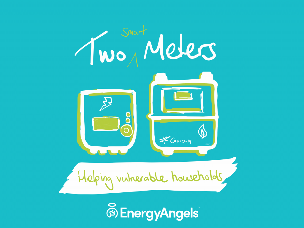 smart meters, covid-19, fuel poverty, helping vulnerable households.